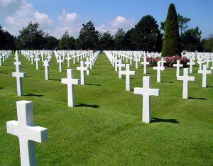 Feierlichkeiten zum 75. Jahrestag des D-Day