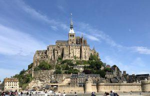 Der Marathon der Bucht des Mont Saint-Michel