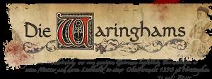 Die Waringham-Saga von Rebecca Gablé